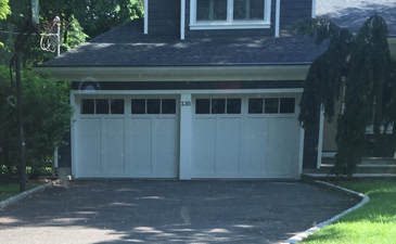 new garage door by fort lee garage doors